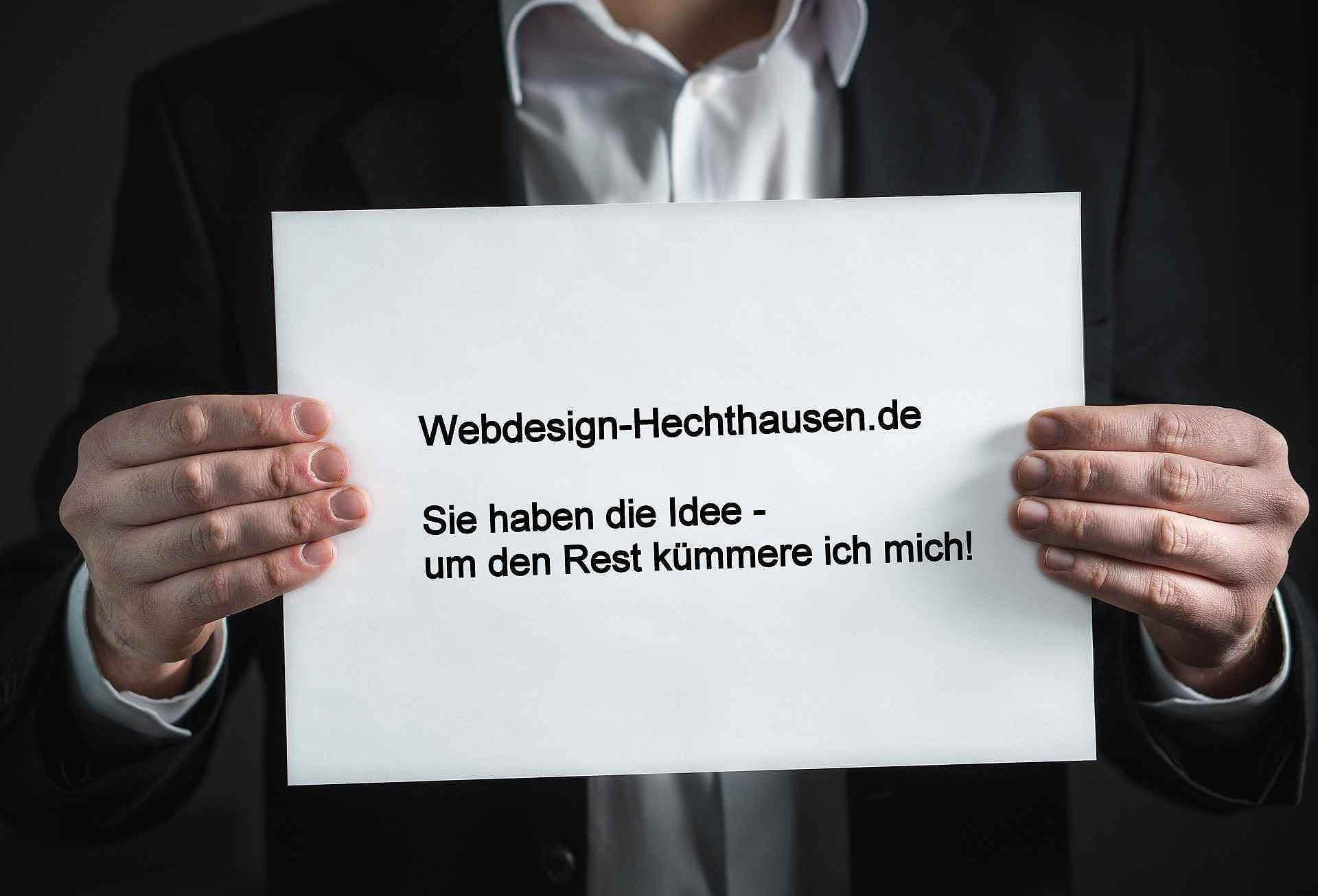 Webdesign-Hechthausen
