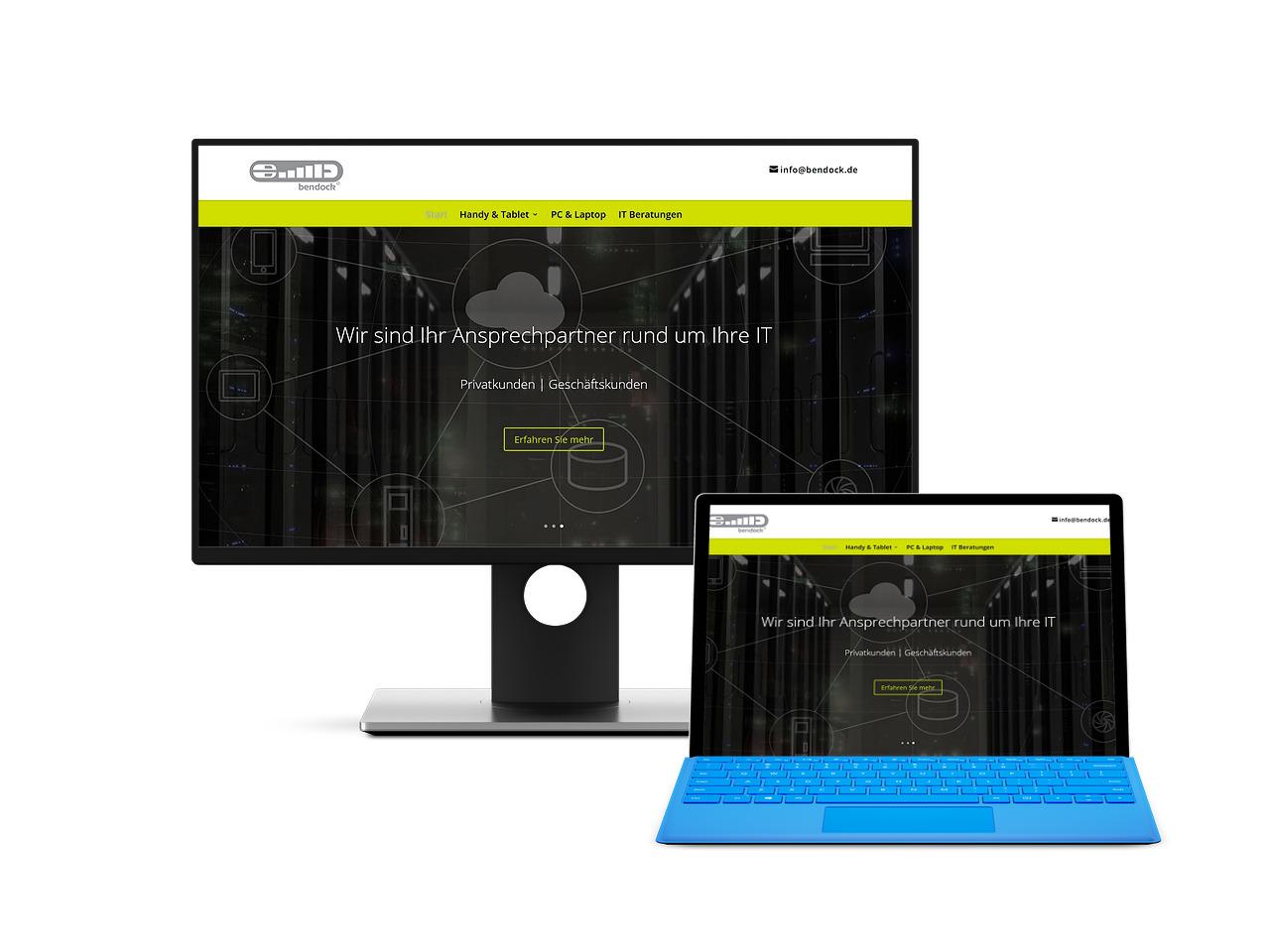 Webdesign Hechthausen Webseiten erstellen Cadenberge Otterndorf Hemmoor Cuxhaven Stade Buxtehude