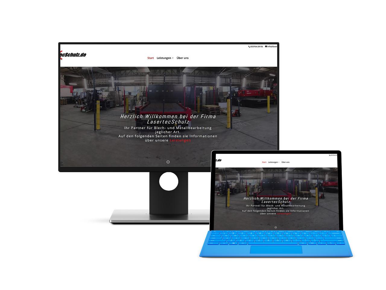 Homepage Website Webdesign für Firmen und Handwerk Stade Hemmoor Hechthausen Lamstedt Geestland