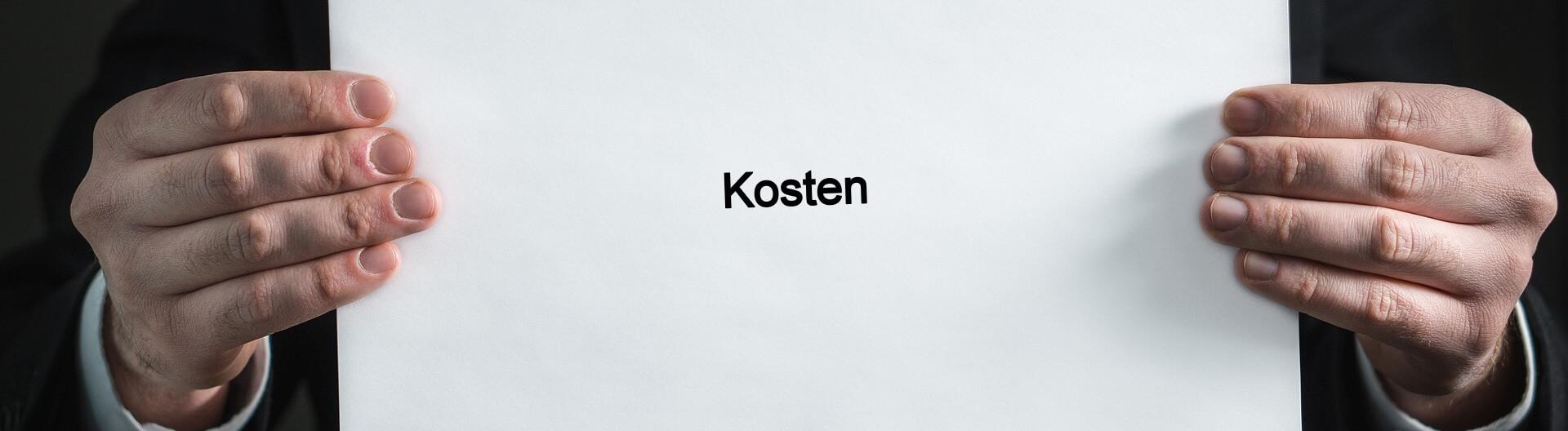 Welche Kosten kommen bei der Erstellung einer Website durch Webdesign Hechthausen auf mich zu
