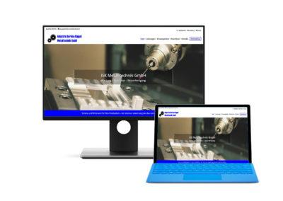 Seite für die IKS Metalltechnik GmbH