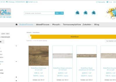 Ansicht Produktfilter WooCommerce