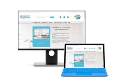 Onlineshop für Kera24.de aus Hemmoor
