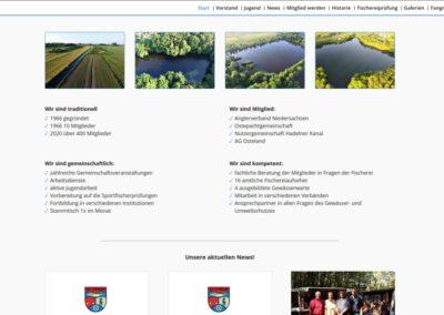 Ansicht Startseite