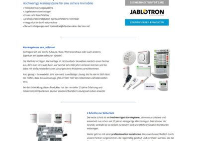 Webdesign für Firmen Drochtersen